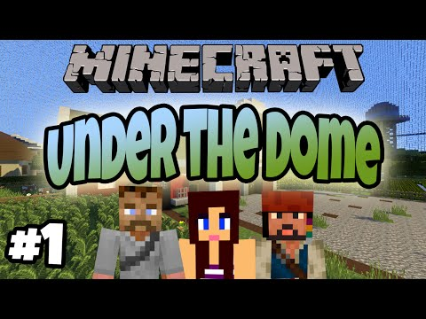 Under The Dome #1 - Custom Map