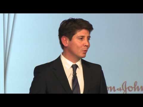 Johnson & Johnson UK site opening / Juan Jose Gonzalez - President EMEA