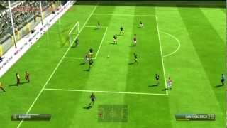 FIFA 13   TOP Goles Cara a Cara VOL.1   By DjMaRiiO