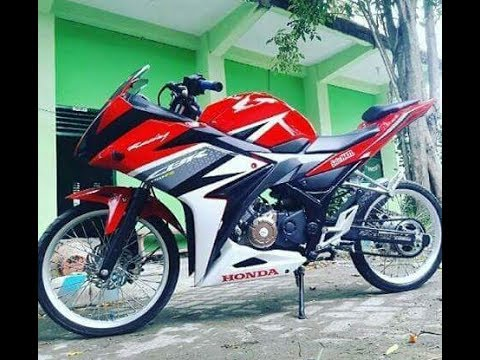 Modifikasi New Cbr150r 2017 Youtube