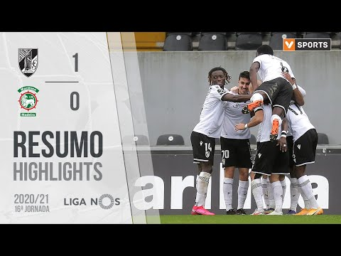 Guimaraes Maritimo Goals And Highlights