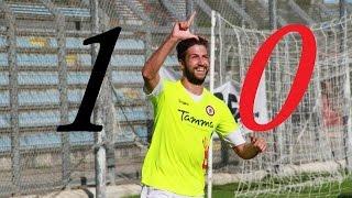 10° Gol del Foggia 2015-2016 RE PIETRO IEMMELLO