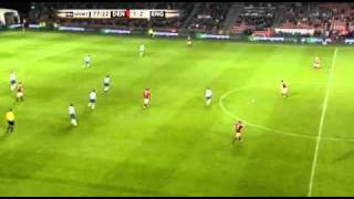 Daniel Wass vs England