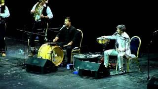 Goran Bregović - Gas, Gas, Gas (Sexy Ritam) - (LIVE) - Moscow Crocus City Hall - 2011