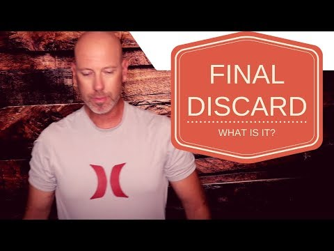 THE FINAL DISCARD STAGE OF NARCISSISTIC ABUSE