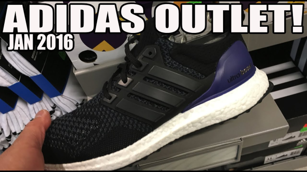 d44c164bd82231 ADIDAS ULTRABOOST OG V1 AT ADIDAS OUTLET  !! - YouTube