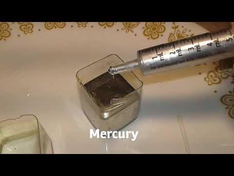 Mixing Gallium with Mercury