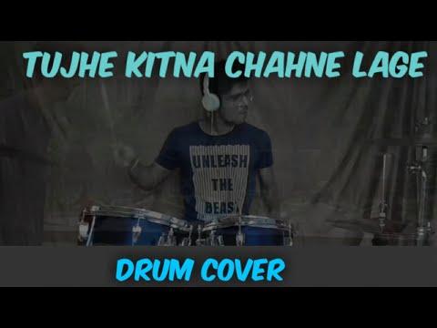 kabir-singh-|-tujhe-kitna-chahne-lage-|-mithoon-feat.arijit-singh-|-drum-cover-|-hriday-jain