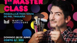 Master Class en Lima Peru - Regalos , Sorteos y Ventas de Makeup