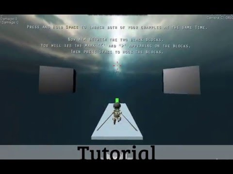 Attack On Titan Tribute Game Download