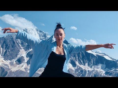 ТАНЕЦ на высоте 3.700 м. над уровнем моря/ DASHINE/ Вакинг.WAACKING)