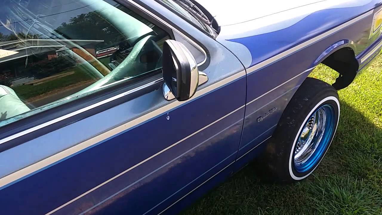 97 Lincoln Towncar Lowrider Youtube Town Car
