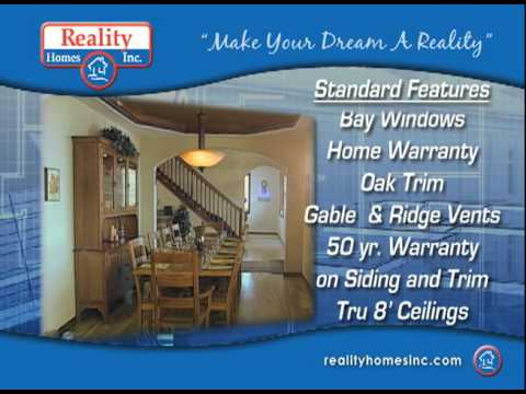 Welcome To Reality Homes Inc