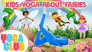 Kids Yoga About Fairies ✨ Yoga Club (Week 39) | Cosmic Kids Yoga