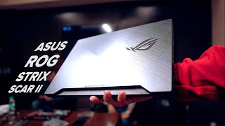 [HINDI] ASUS ROG Strix SCAR 2 UNBOXING and REVIEW w/ RTX 2060 [GAMING, BENCHMARKS]