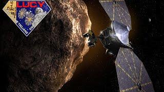 """Миссия """"Люси"""" по изучению Троянских астероидов (перевод)"""