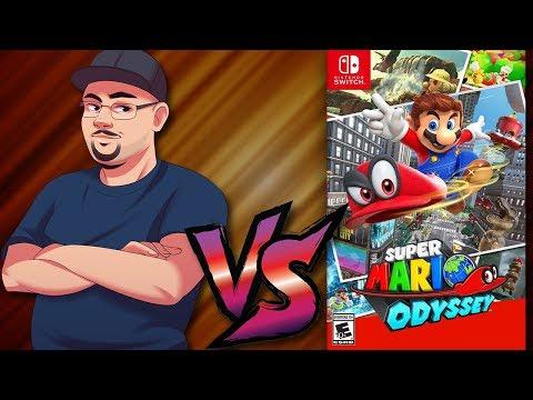 Johnny vs. Super Mario Odyssey