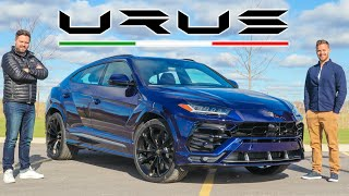 2019 Lamborghini Urus Review // Why It's Worth $300,000