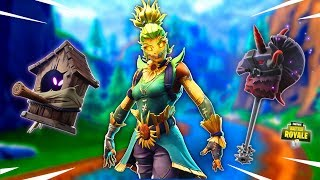 HALLOWEEN SKINS in Fortnite & Patch Notes (CHILLER TRAP) Fortnite Battle Royale