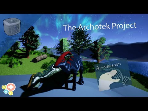 Parasaurolophus and Anatosaurus (The Archotek Project UPDATE)