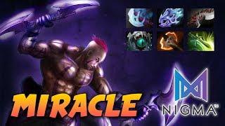 MIRACLE ANTI MAGE HARD GAME DOTA 2