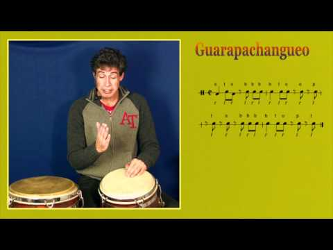 Guarapachangueo on 2 congas free lesson