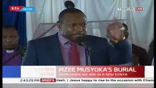 Mike Sonko: Wale wote wameongea siasa hapa ni waongo, sisi wote tufanyie wananchi kazi