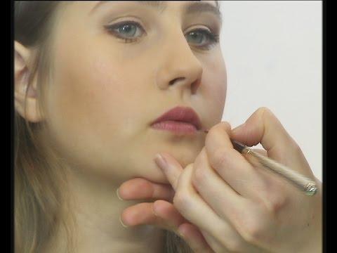 Как сделать макияж и прическу на выпускной вечер!! Мастер-класс