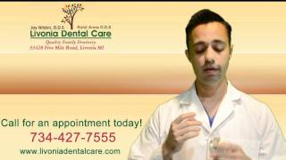 Dentist in Livonia, Michigan Talks About SIlver Fillings