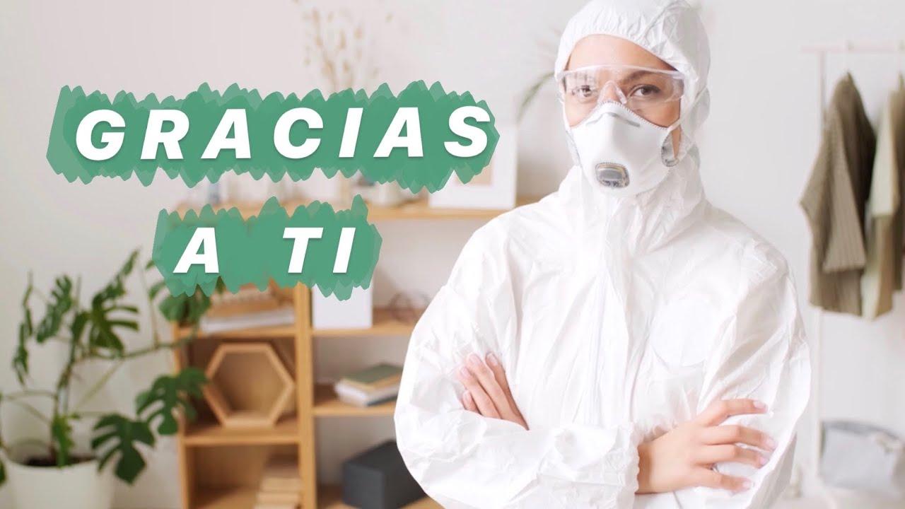 GRACIAS A TI - PANDEMIA (COVID-19) - @fatimapareja3