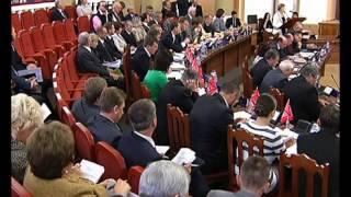 Липецк.Депутаты против! В облсовете отклонили законопроект о капитальных ремонтах