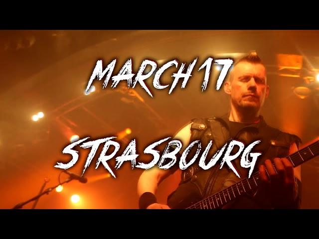 Ritual Tour 2019 - Strasbourg