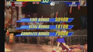 Capcom Fighting Evolution Playthrough Part 2