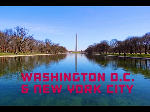 UNITED STATES TRAVEL: WASHINGTON & NEW YORK FOR CHRISTMAS