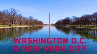 UNITED STATES TRAVEL: WASHINGTON & NEW YORK FOR CHRISTMAS