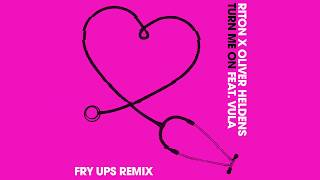 RITON X OLIVER HELDENS - TURN ME ON (FRY UPS REMIX) Video