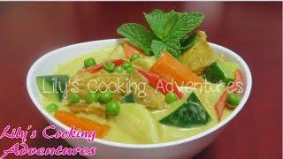 Vietnamese Vegetarian Curry Recipe | Cari Chay | Cach Nau Ca Ri Chay