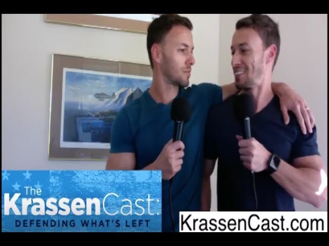 The Krassenstein Brothers Launch New Podcast, Sort Of