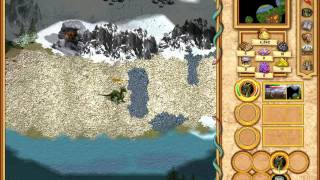 Heroes of Might and Magic IV : Winds of War Campaign - To Rule the World - Frostrift River Pass