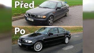 Renovace laku na BMW #e46 #330d | Projekt BMW #2