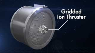 Gridded Ion Thruster