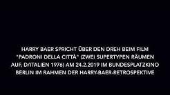 Harry Baer zu Gast im Bundesplatz Kino Berlin mit Film-Rarität