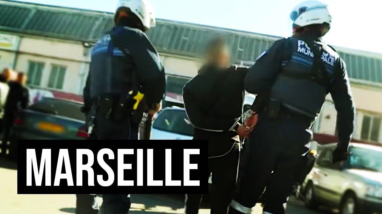 Police Municipale de Marseille : coup de chaud sur la Canebière