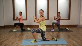 Day 6: 20-Minute Calorie Scorcher That Even a Beginner Can Do | Class FitSugar