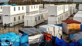 Во французском Кале открыт первый лагерь для беженцев (новости)(, 2016-01-12T08:58:53.000Z)