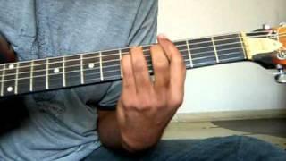 Teri Yaadein - Love Story (IMIK) - Guitar Lesson - NJNE