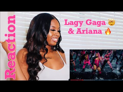 "Lady Gaga, Ariana Grande ""Rain On Me"" Video Reaction"