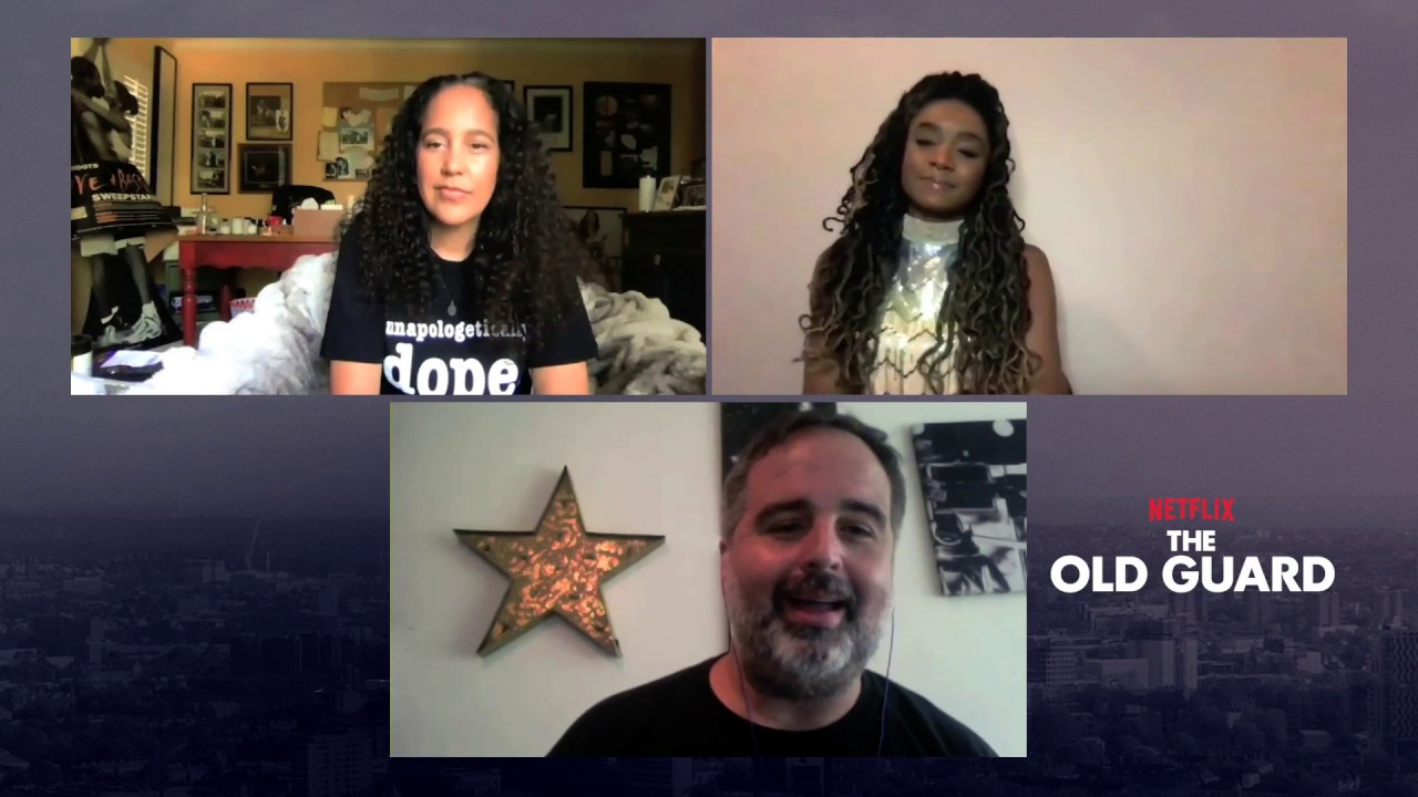 The Old Guard Director Gina Prince Bythewood & KiKi Layne Interview