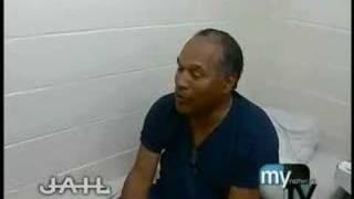 O.J. Simpson Behind Bars on MyNetworkTV