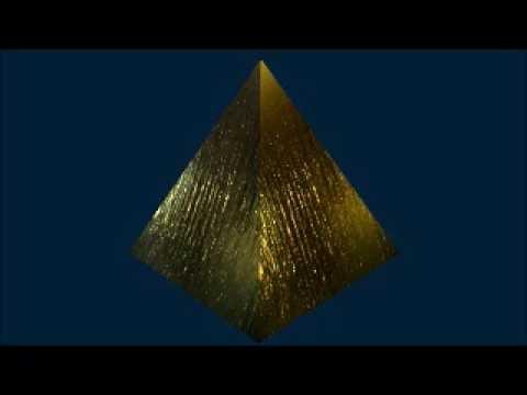der Zauber der Glaspyramide